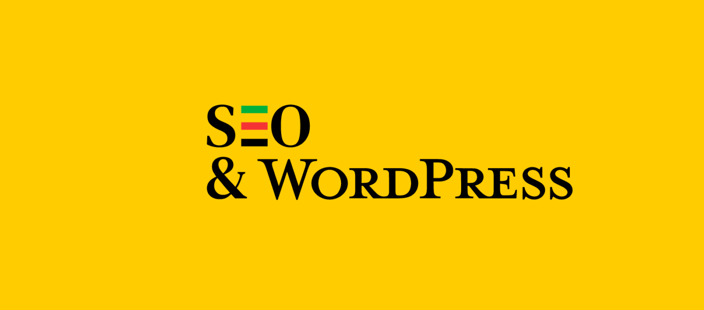 SEO WordPress banner