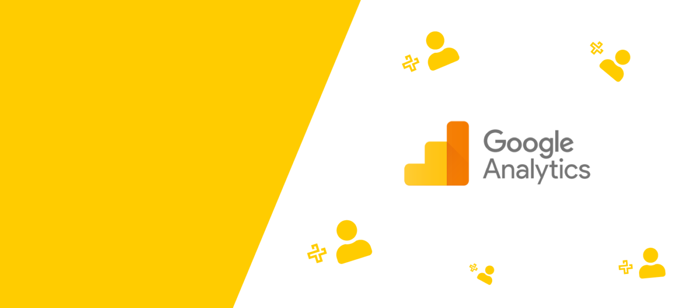 Google Analytics adding new user banner
