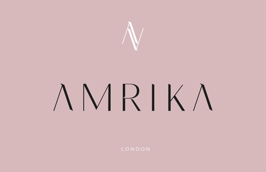 Amrika-logo-Design