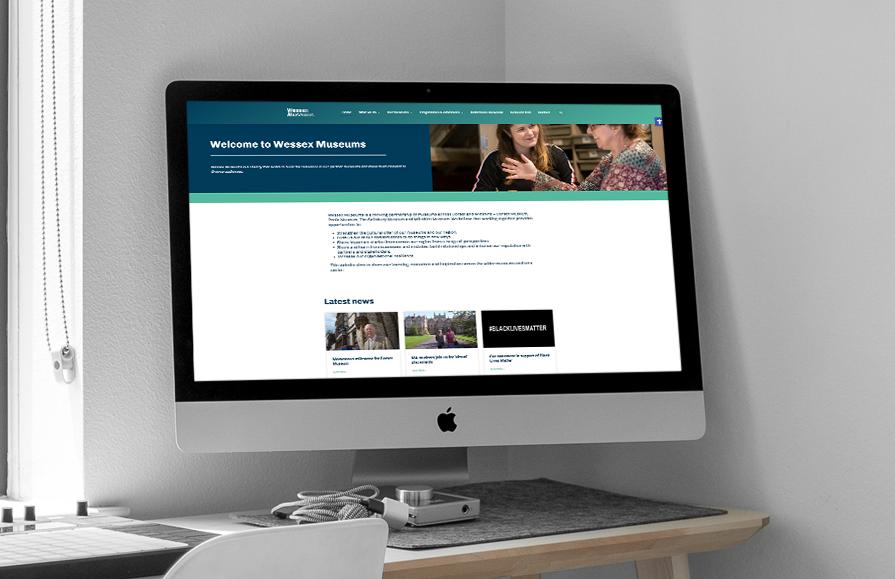 wessex-museum-website-design-pc
