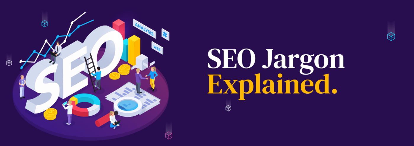 SEO Jargon Explained blog banner